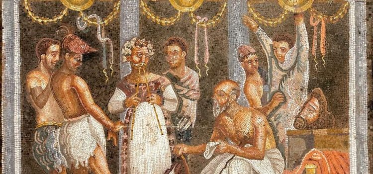 Seminer: Antik Dönemde Tiyatro ve Dionisos